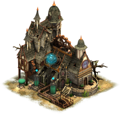11 forge of empires halloween image modern era map