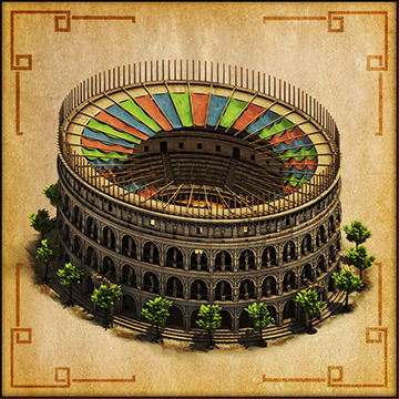 Colosseum. From Forge of Empires - Wiki EN