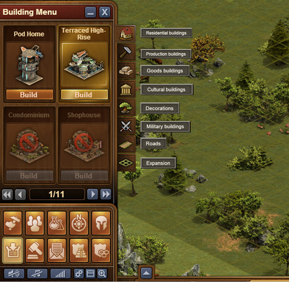 Buildings - Forge of Empires - Wiki EN