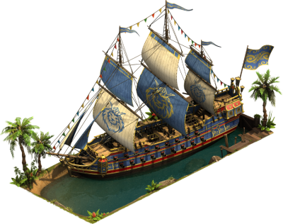 Forge Of Empires Summer Event 2020.The Ship Forge Of Empires Wiki En
