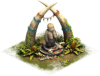 D SS StoneAge Statue.png