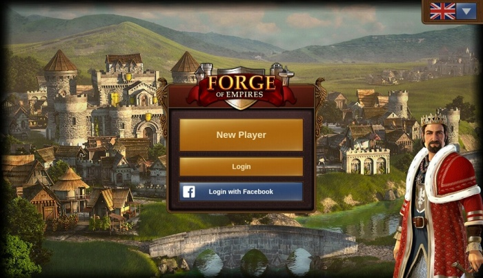 Forge Of Empire Login